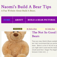 Build-A-Bear Blog